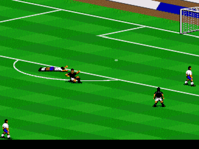 FIFA International Soccer SNES Penalty!!!!