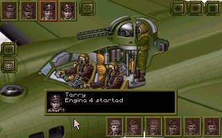 B-17 Flying Fortress Screenshots for DOS - MobyGames