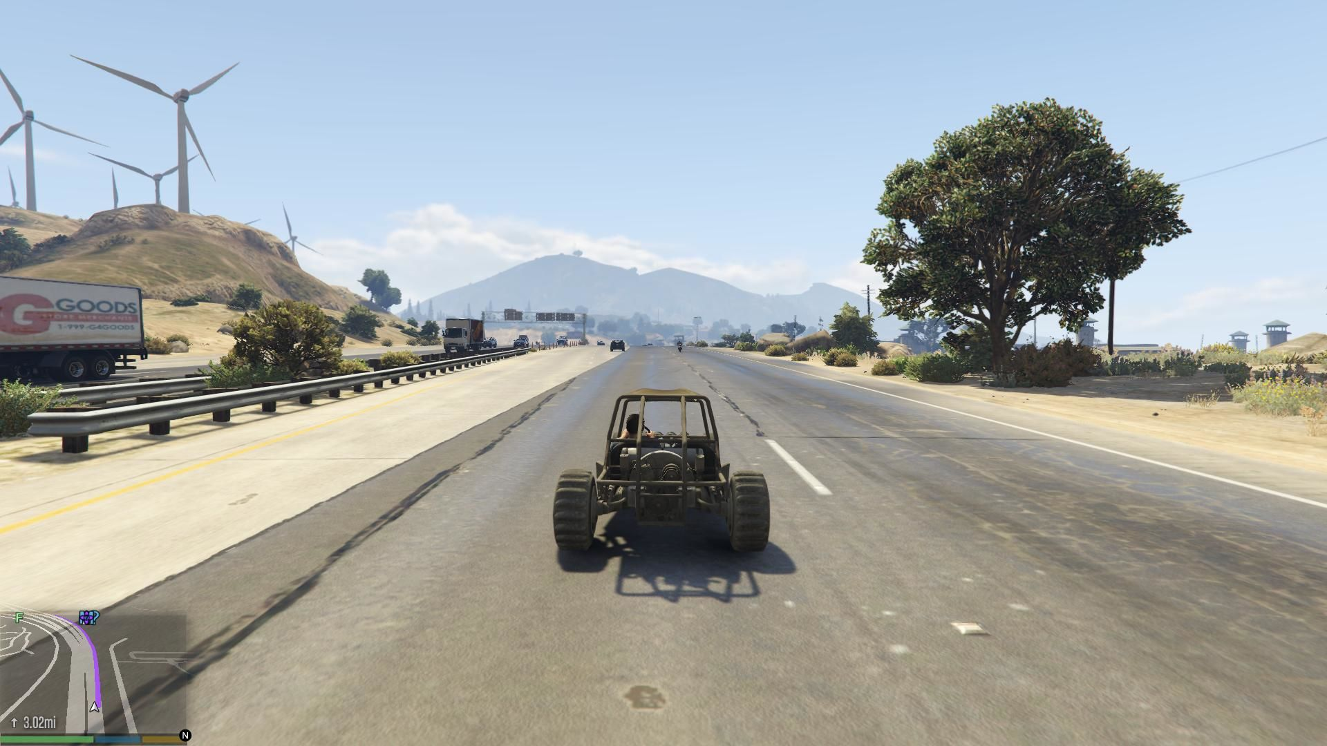 Grand Theft Auto V Windows A nice day for a drive