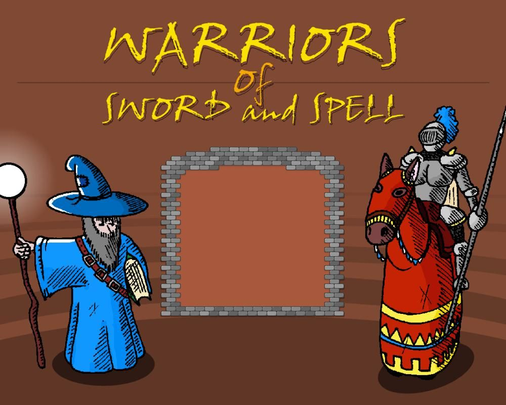 Warriors of Sword and Spell 3