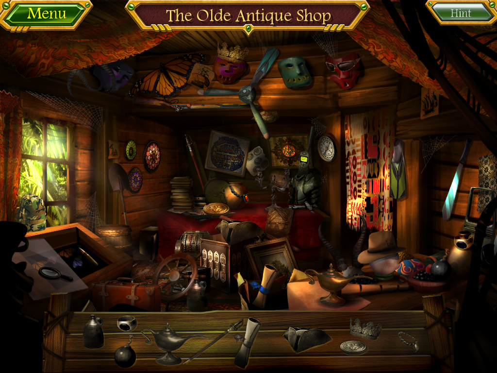 Arizona Rose and the Pirates' Riddles Screenshots for Windows