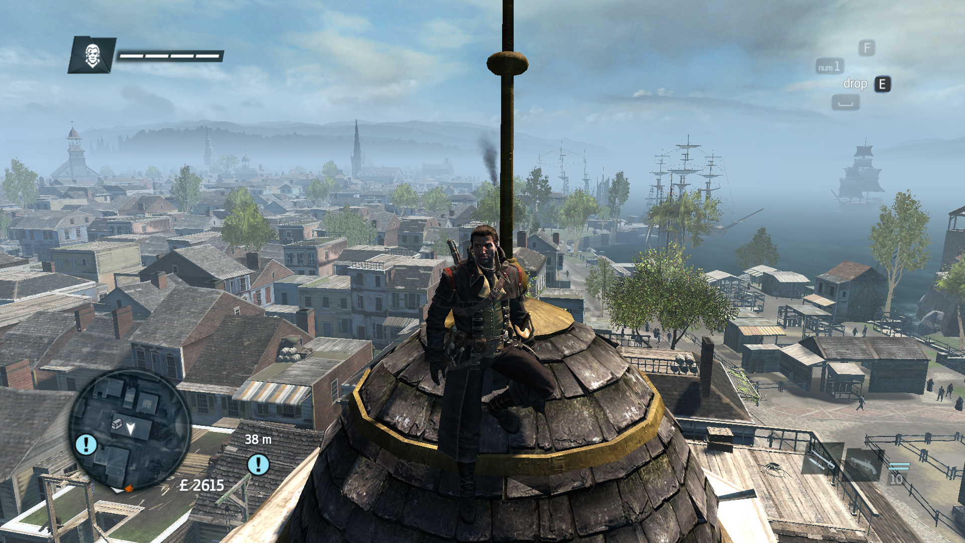 Assassin S Creed Rogue Screenshots For Windows Mobygames