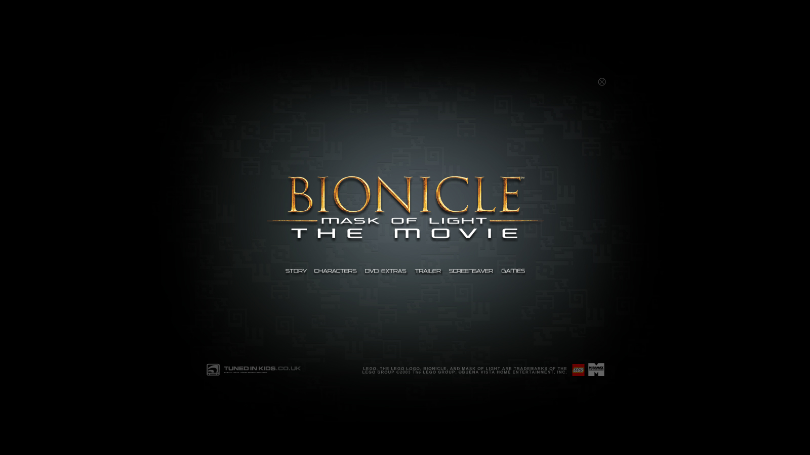 BIONICLE: Mask of Light Promo CD
