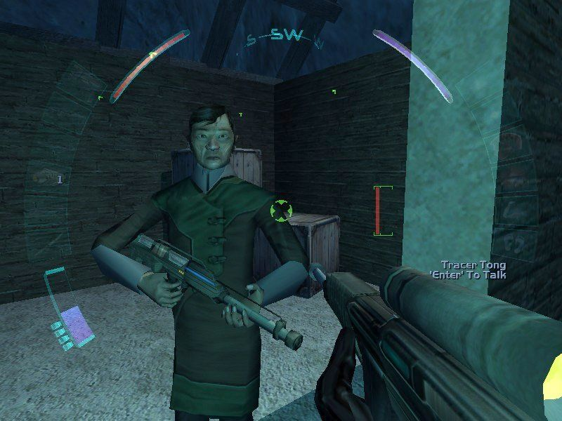 invisible war Deus ex: invisible war is a first-person shooter/immersive sim with rpg  elements developed by ion storm and published by eidos released  simultaneously.
