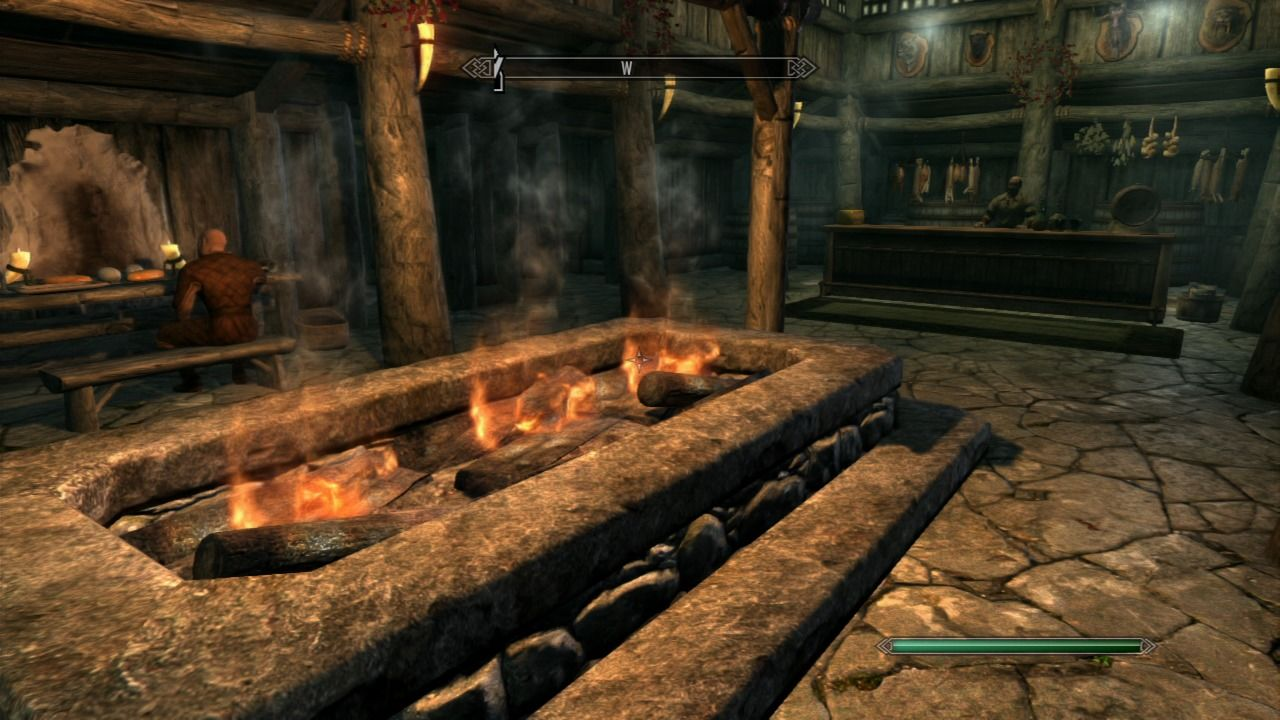 The Elder Scrolls V: Skyrim PlayStation 3 Tavern is the best place to check for gossips