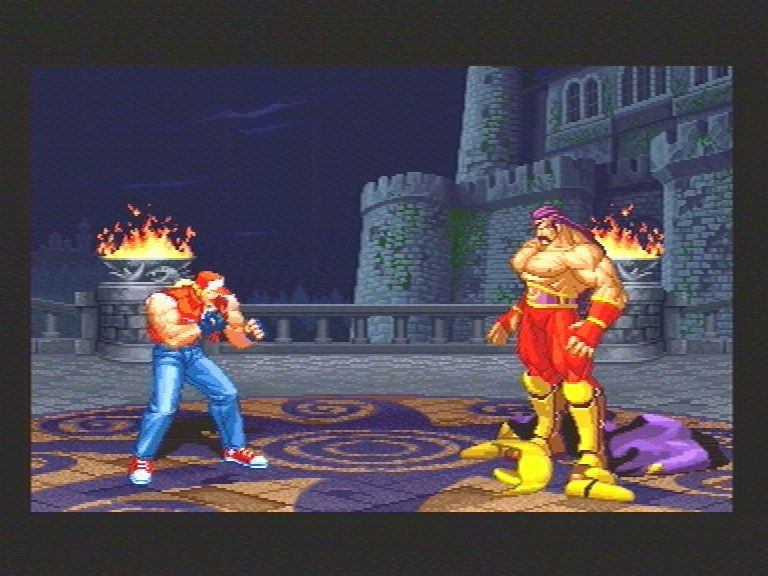 Real Bout Fatal Fury Special SEGA Saturn Final Battle (3)