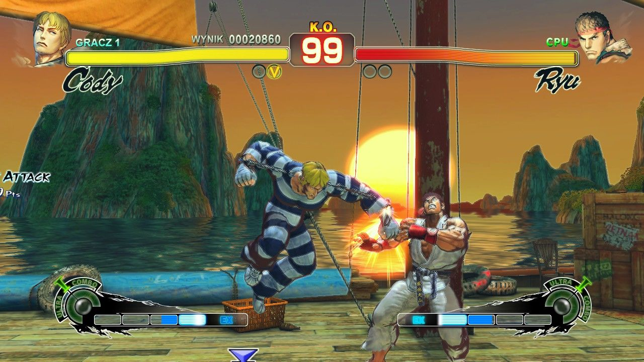Super Street Fighter Iv Arcade Edition Screenshots For Windows