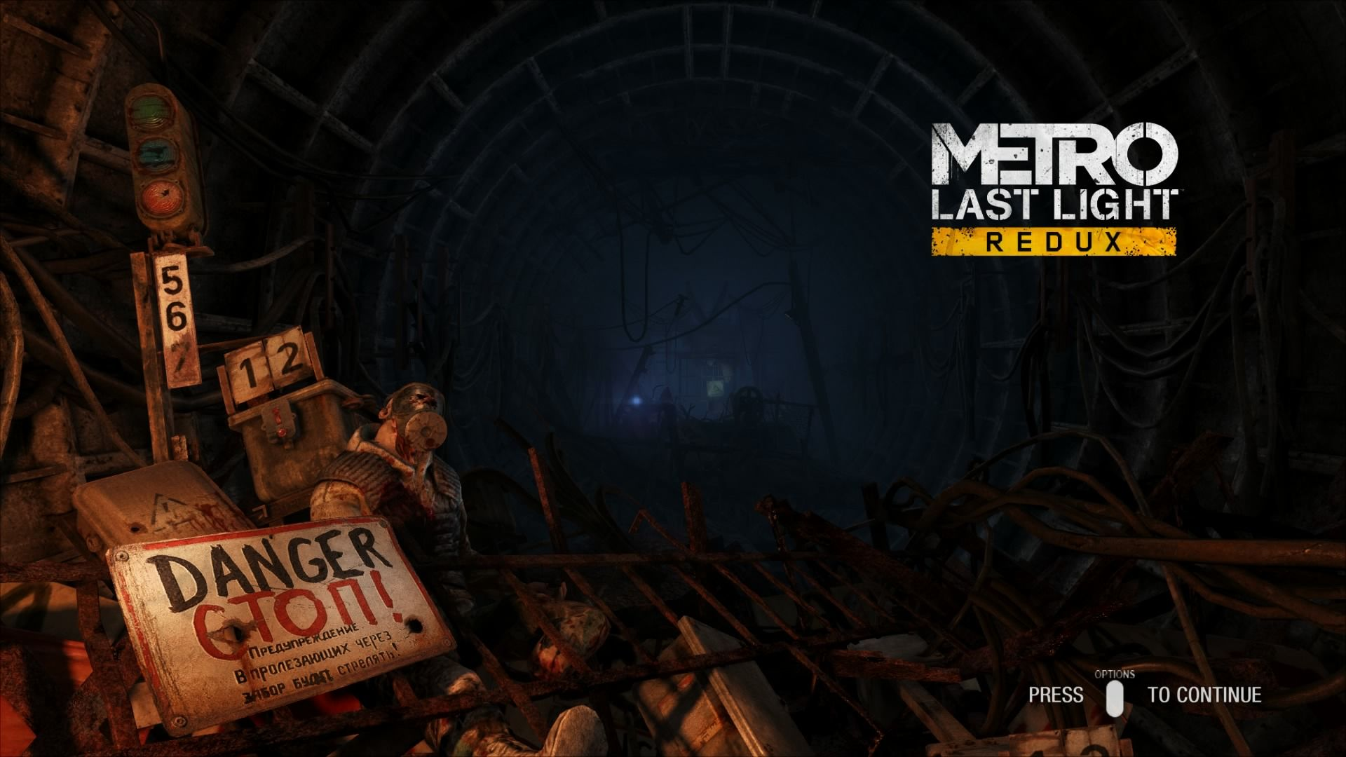 Metro Last Light Redux Screenshots For Playstation 4 Mobygames