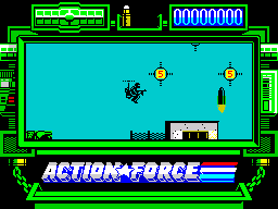 Action Force ZX Spectrum never knew aerial minesweeper existed... wow... always learning.