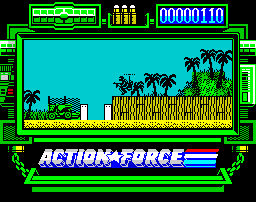 Action Force ZX Spectrum Where's Snake Eyes? and Striker? and Kong? and Mokele-mbembe? and Dr. Livingstone? and... (POW PEZOW POW CALL NOW 123 AND RECEIVE TWO SPECIAL ACTION FORCE FIGURES!! NOW BUZOOW)