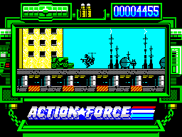 Action Force ZX Spectrum (Eyes) - ...I mean... I, I don't I have the courage to... I mean...