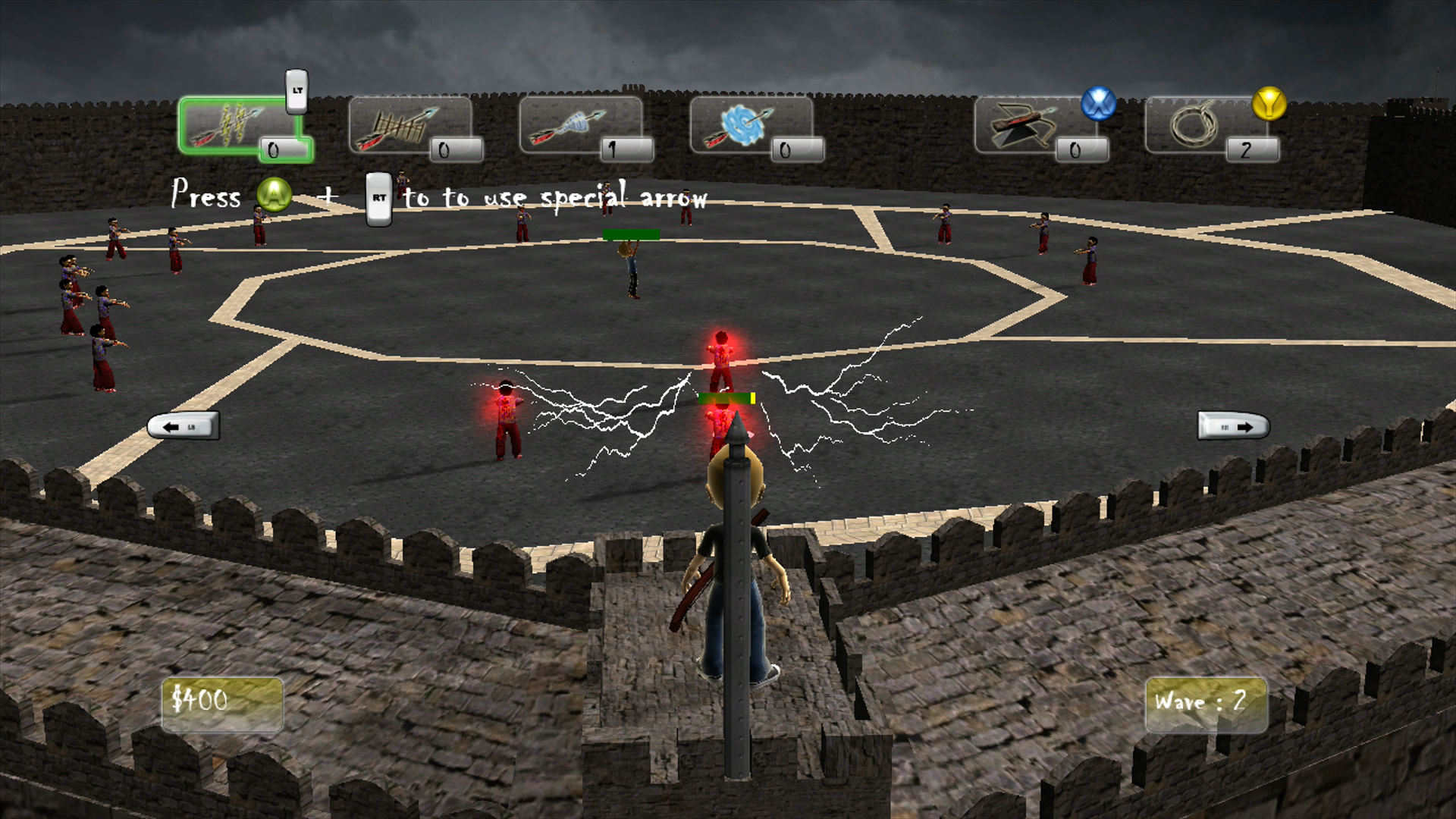Zombie Arena 2 Screenshots for Xbox 360 - MobyGames