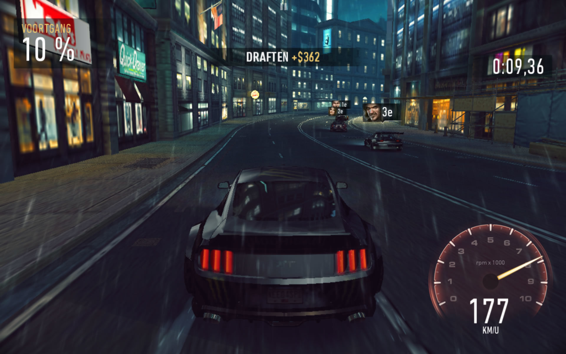 Need For Speed No Limits Screenshots For Android Mobygames