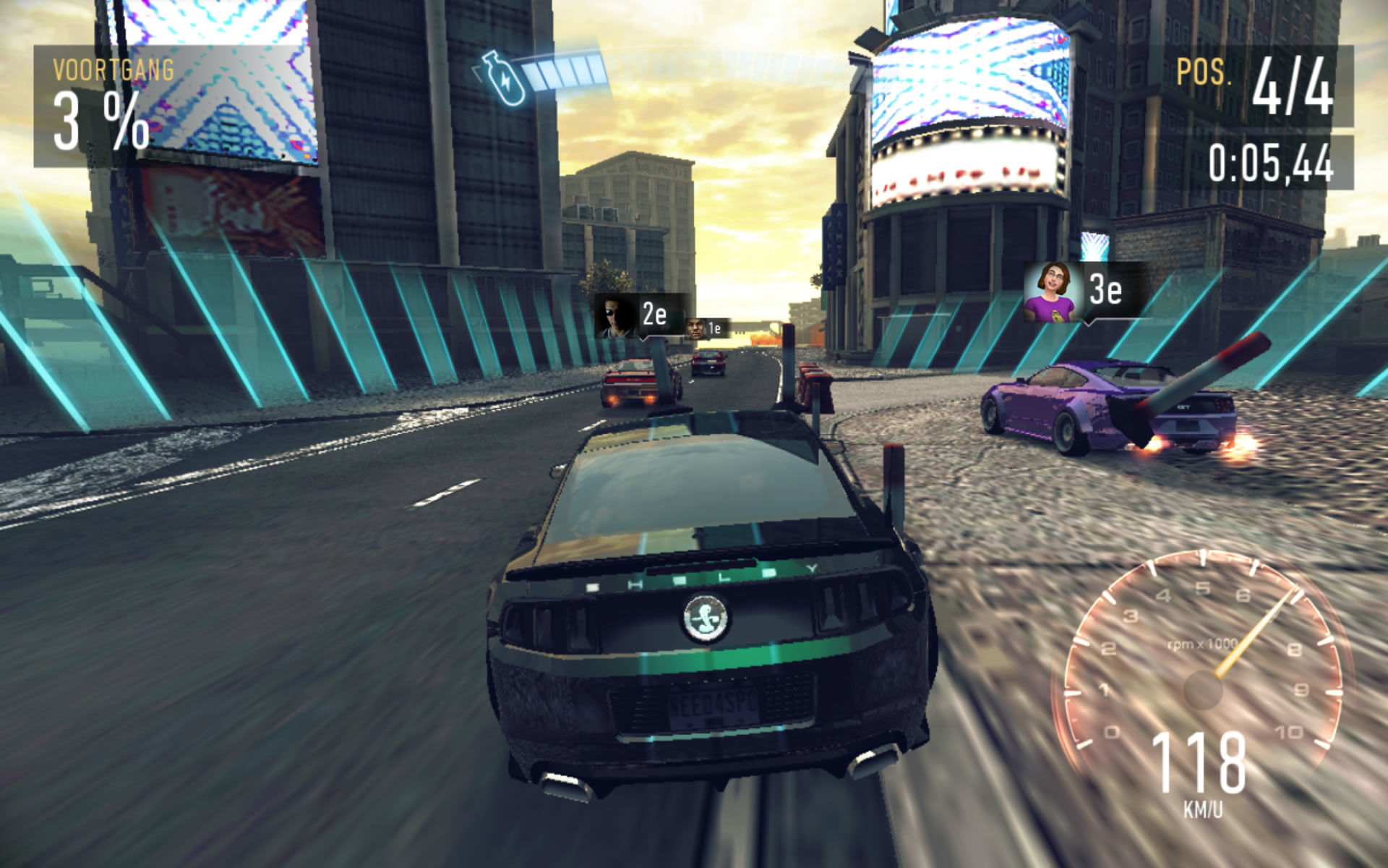 Need for Speed: No Limits Screenshots for Android - MobyGames