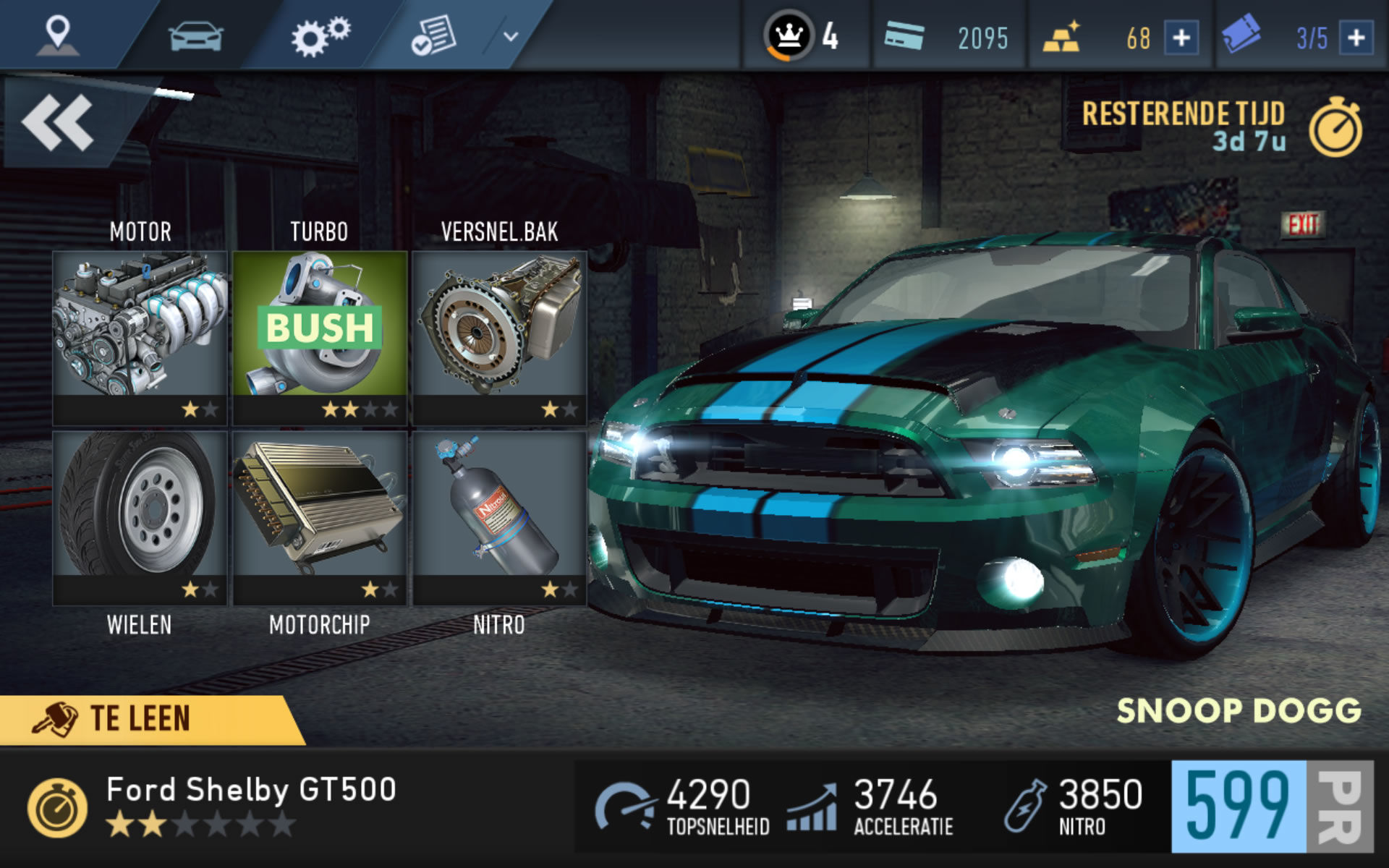 No Limits Garage : Need for speed no limits screenshots android mobygames