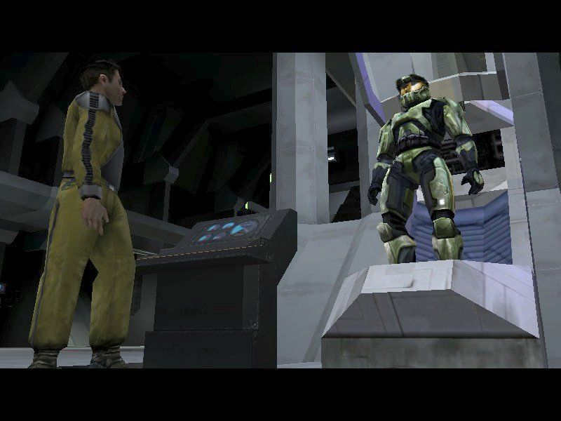 Halo: Combat Evolved Windows It all starts when Master Chief is brought out of cryo sleep early.