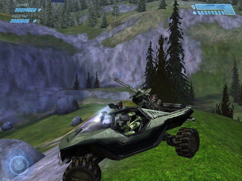 "Halo: Combat Evolved Windows ""Gentlemen, this is the M12-LRV.  I like to call it the Warthog."""