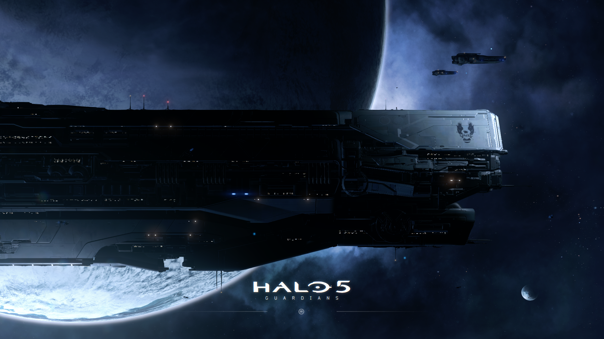 Halo 5: Guardians Xbox One The Halo 5: Guardians loading screen.