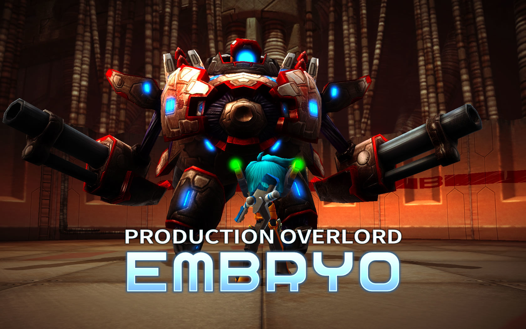 Assault Android Cactus Windows The introduction of Embryo, the first Section Lord