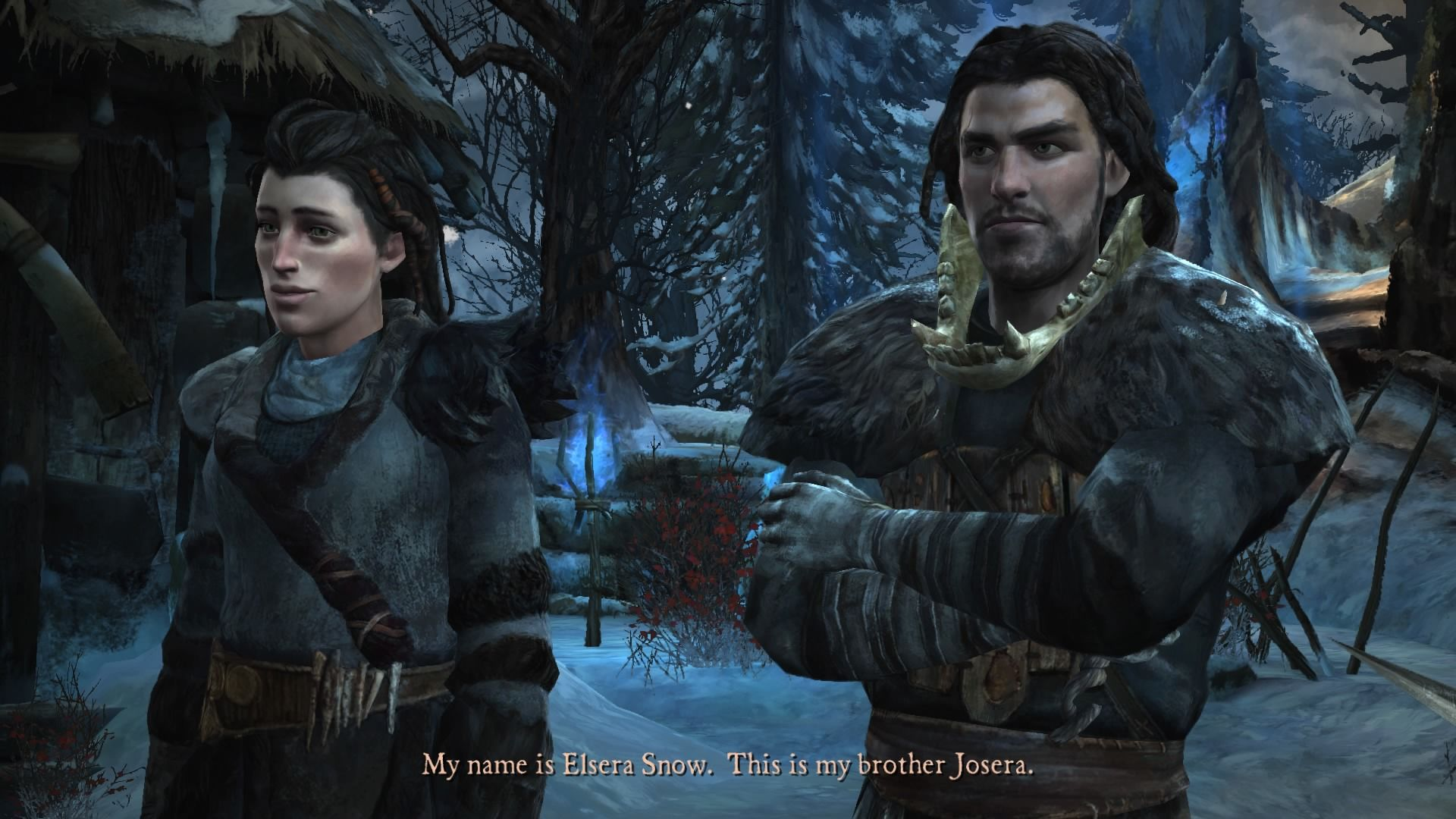 Game of Thrones: Season Finale - The Ice Dragon Screenshots for
