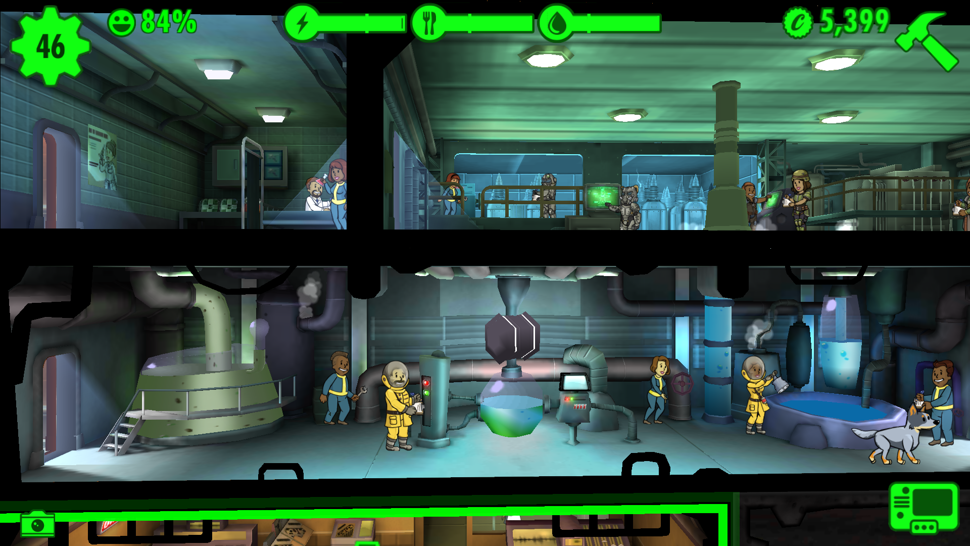 Fallout Shelter Screenshots for Android - MobyGames