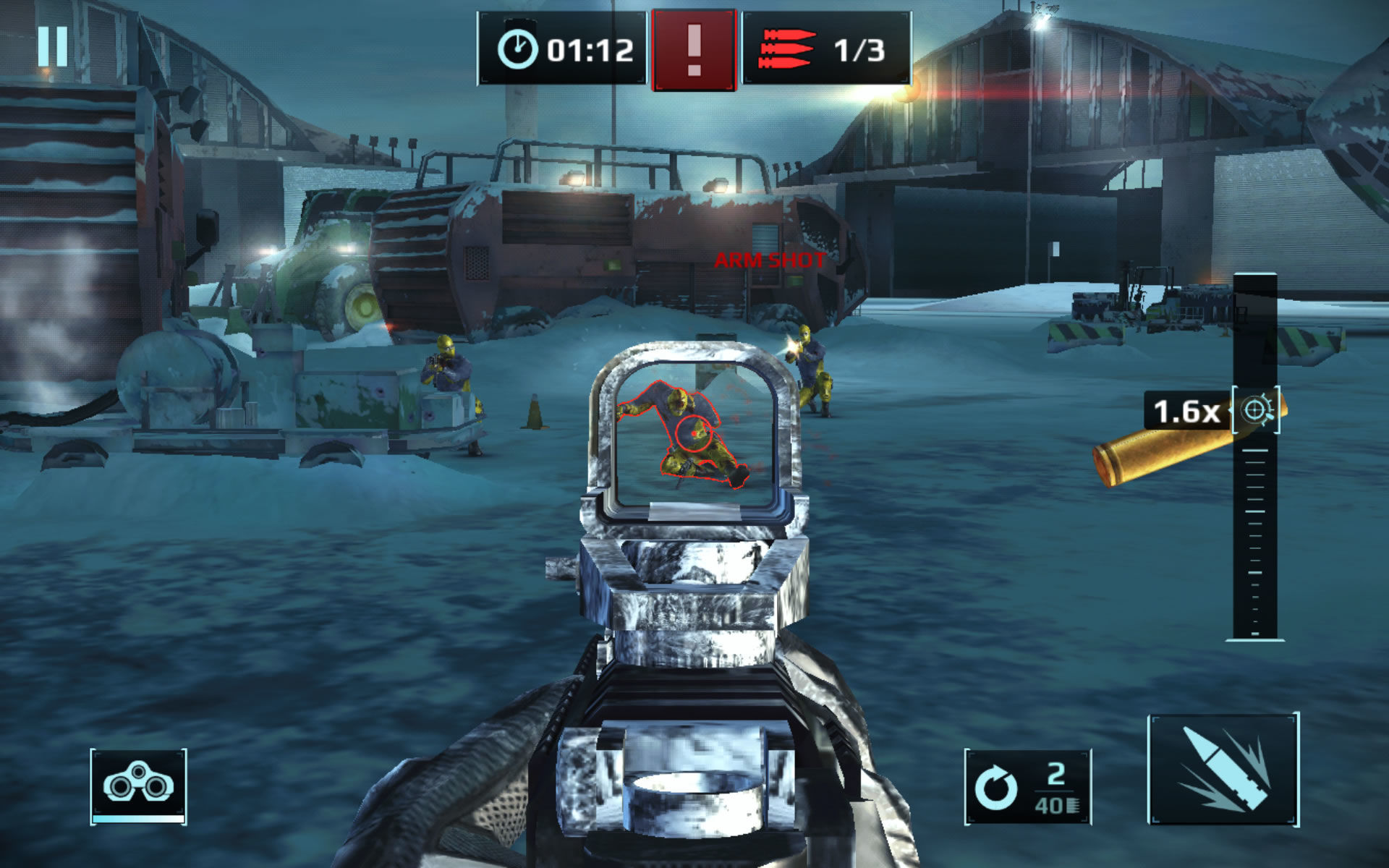 Sniper Fury Screenshots for Android - MobyGames