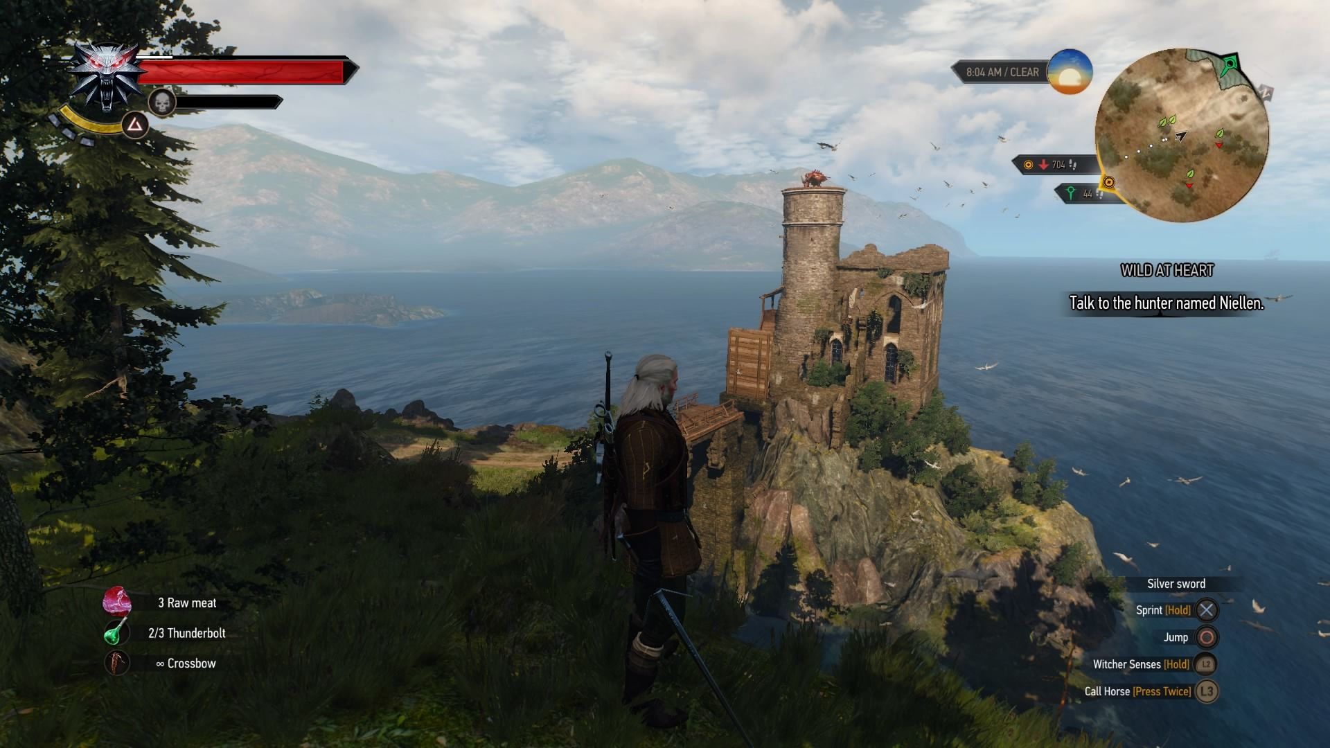 The Witcher 3: Wild Hunt Screenshots for PlayStation 4