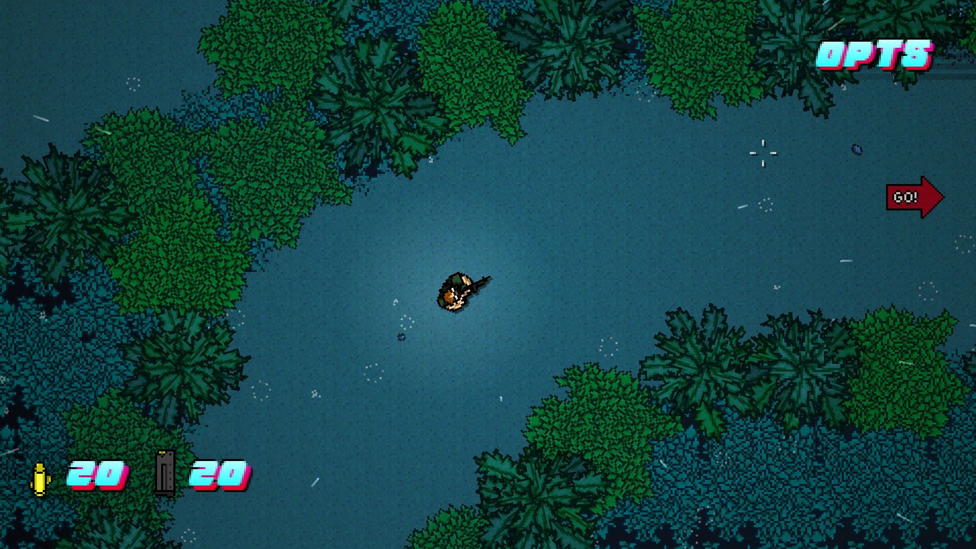 Hotline Miami 2: Wrong Number Windows In the jungle