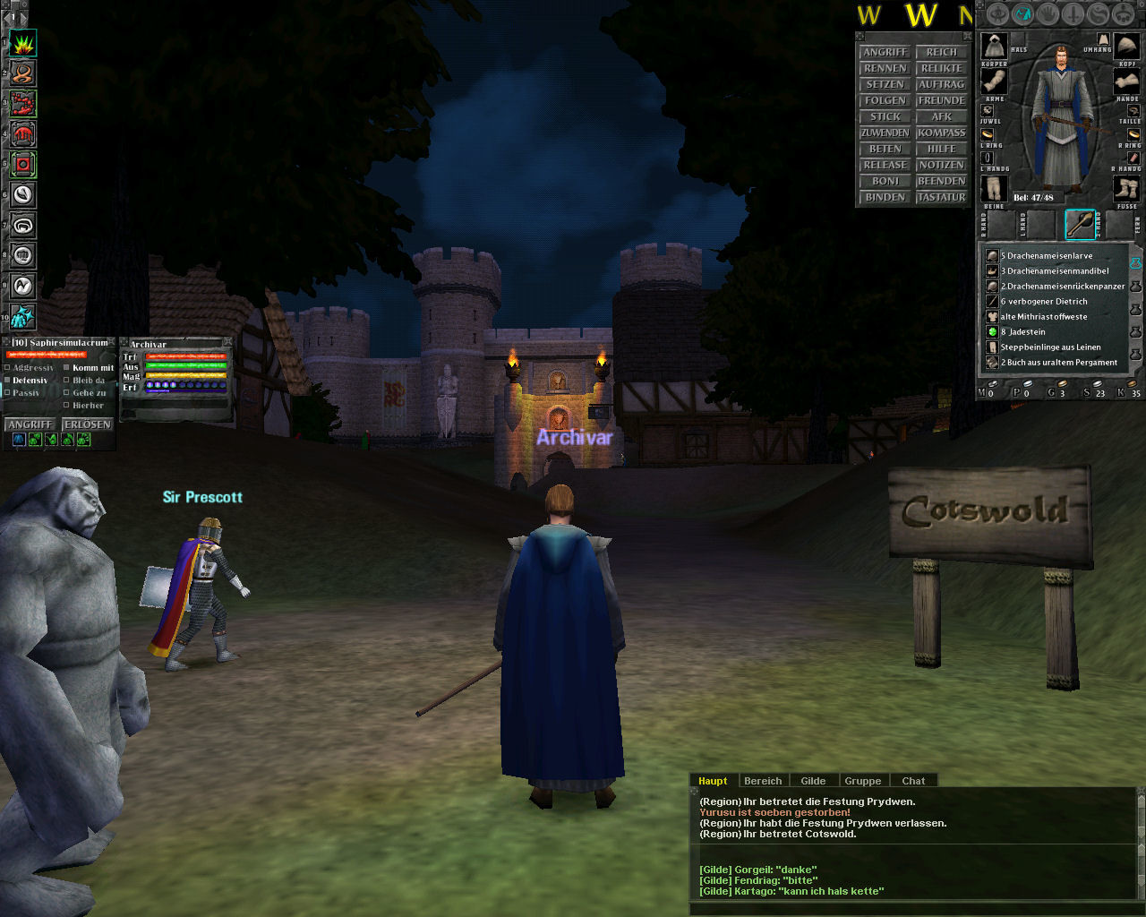 Dark Age Of Camelot Screenshots For Windows Mobygames