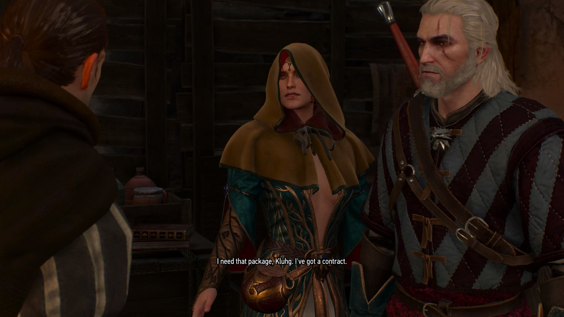 The Witcher 3: Wild Hunt - Alternative Look for Triss