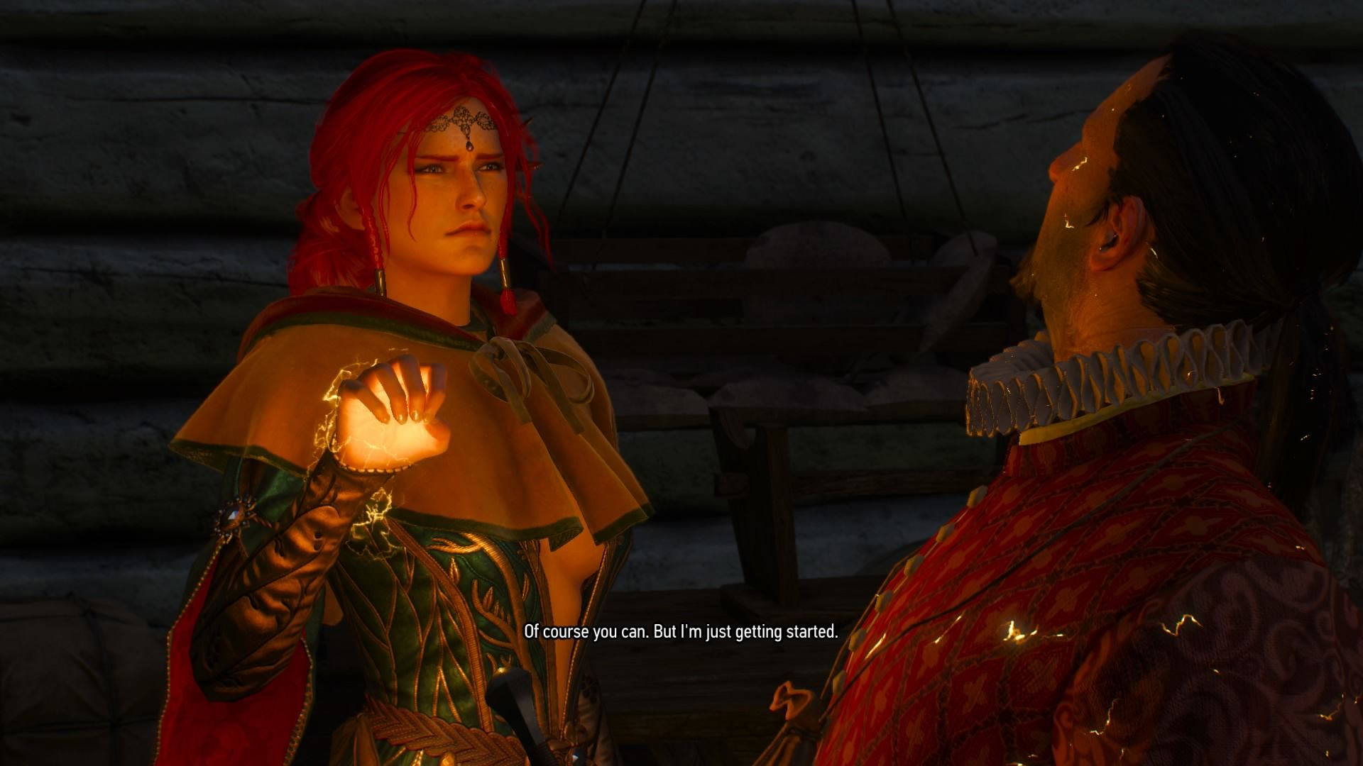 Alternative Look For Triss - 0425