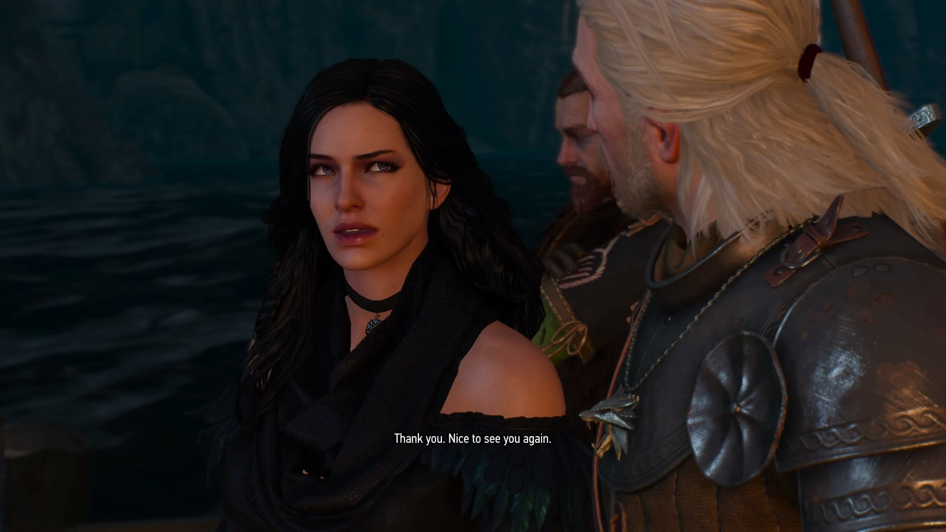 The Witcher 3 Wild Hunt Alternative Look For Yennefer