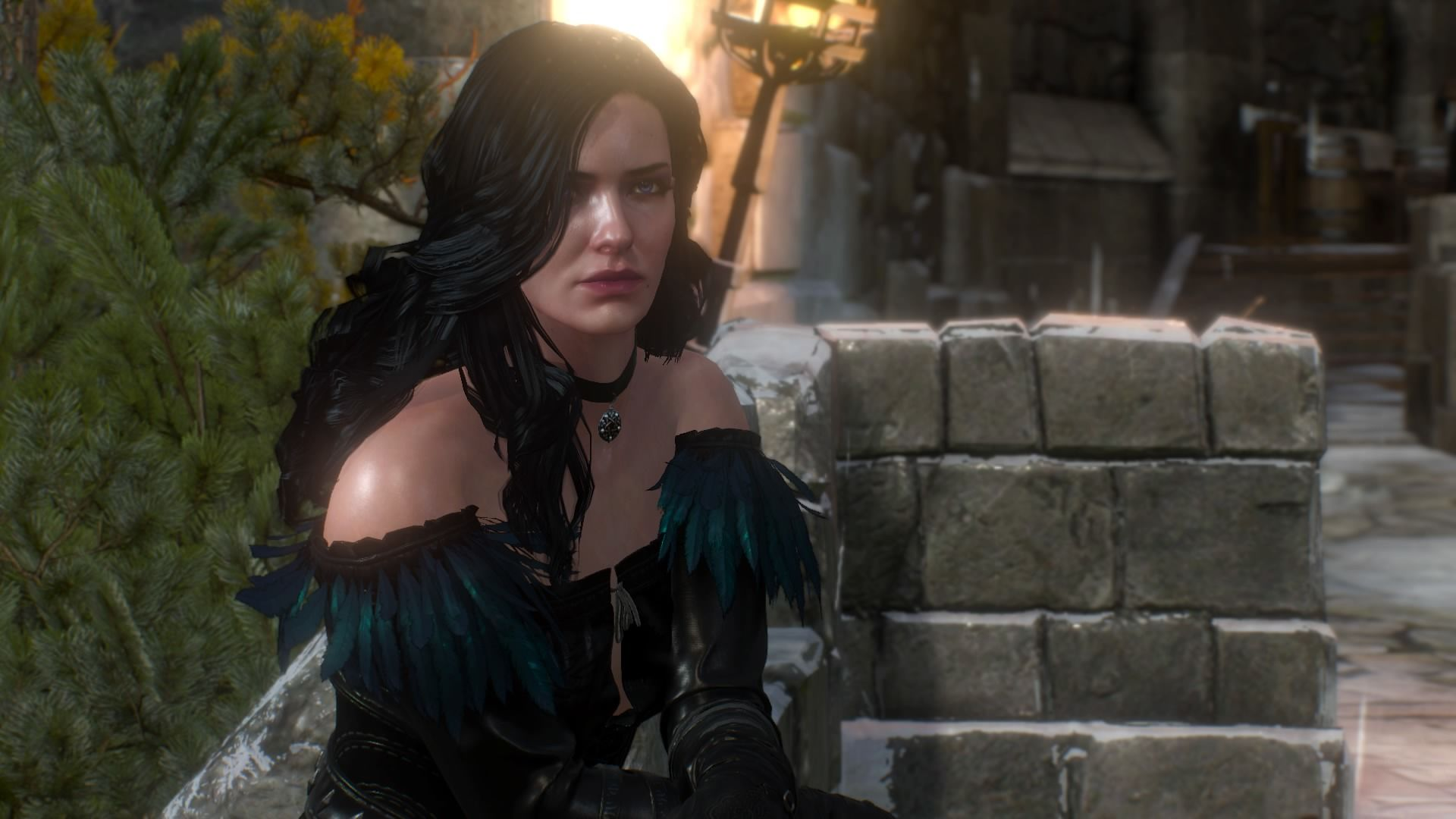 witcher 3 alternative look how to turn on