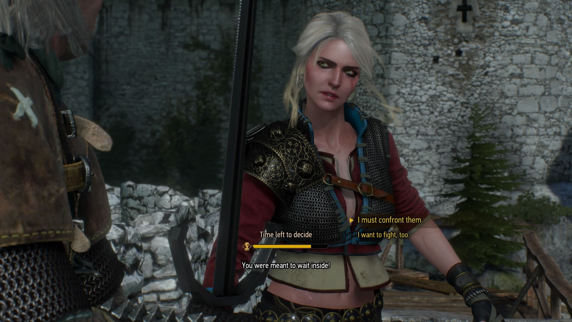 The Witcher 3 Wild Hunt Alternative Look For Ciri Screenshots For Playstation 4 Mobygames