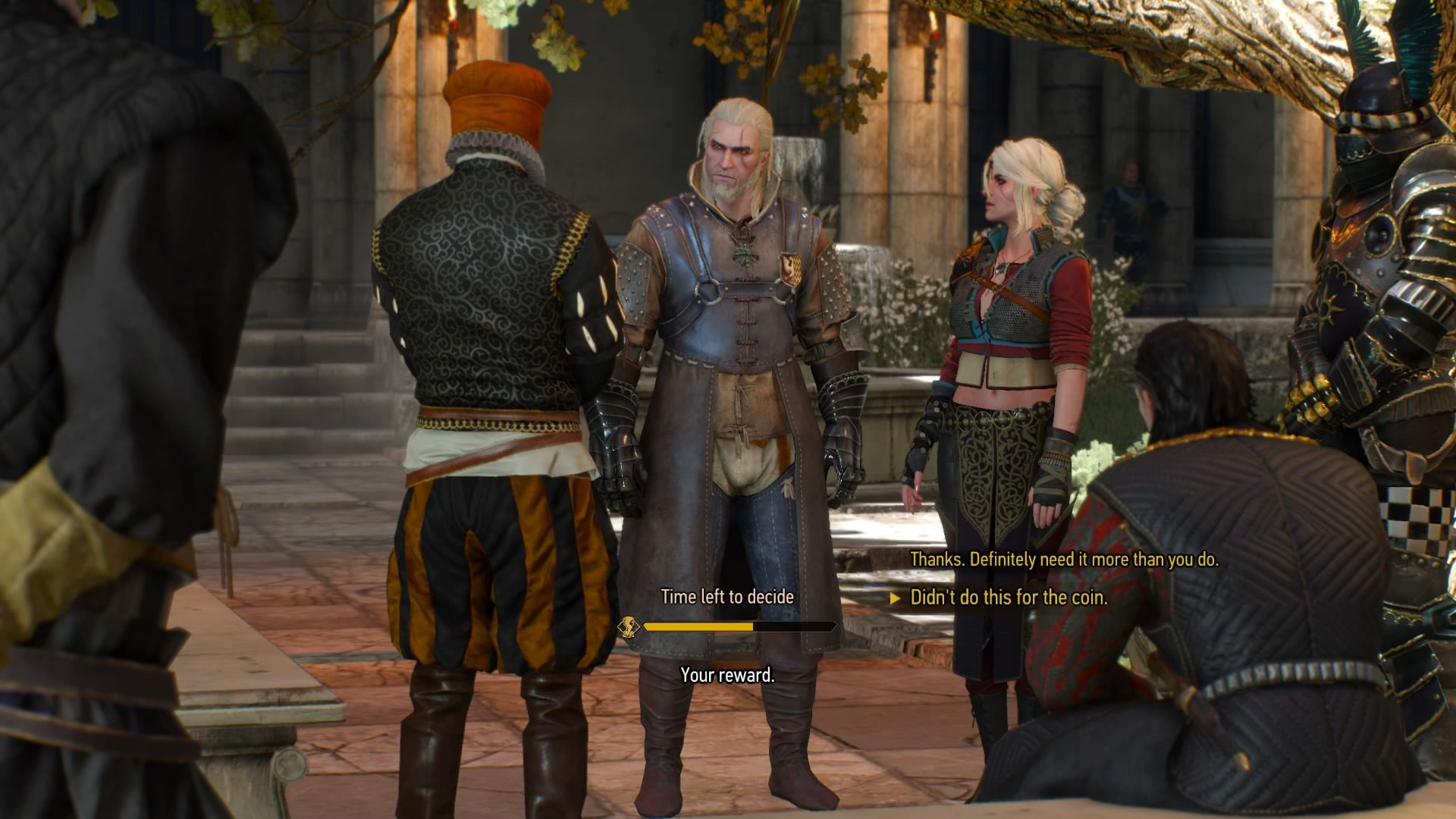 Alternate Looks For Yennefer Triss And Ciri - 0425