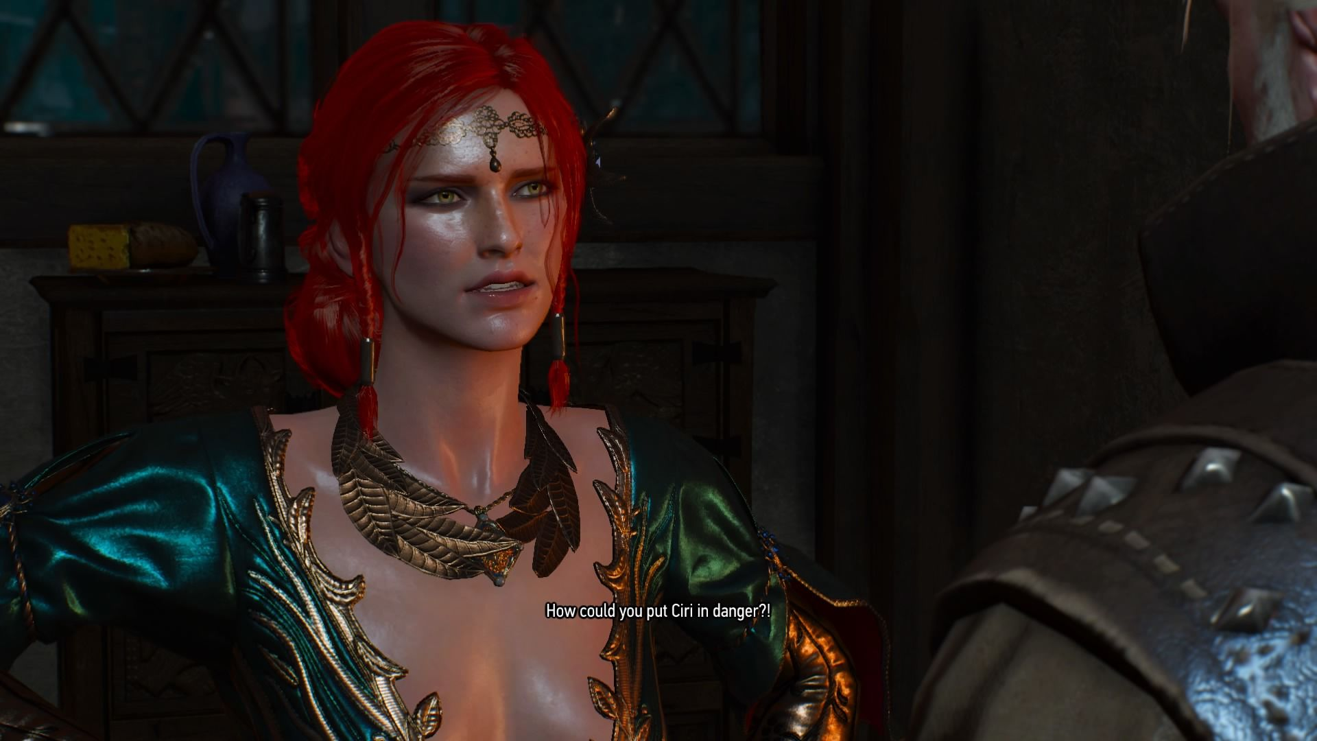 Triss Witcher 3 Screenshots Related Keywords & Suggestions