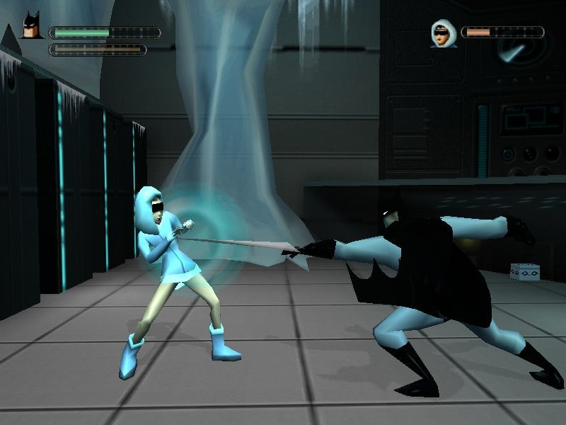 Batman: Vengeance Windows Fighting may not be as easy as it seems due to controls