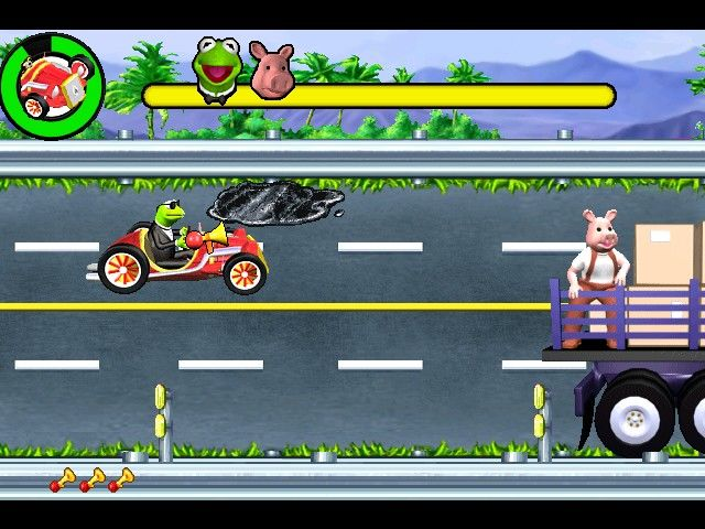 Spy Muppets: License to Croak Windows ... then move on to a chase...