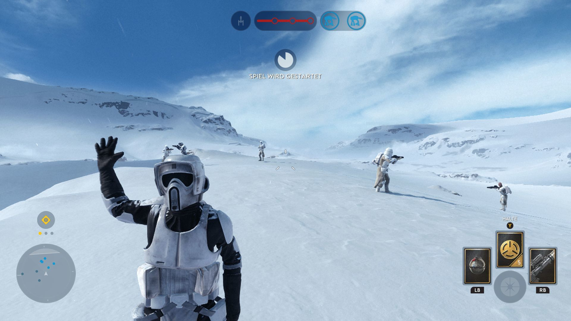 how to play star wars battlefront on xbox one
