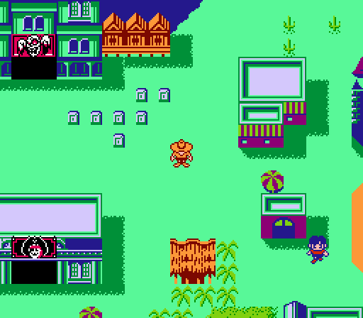 Disney Adventures In The Magic Kingdom Screenshots For Nes Mobygames