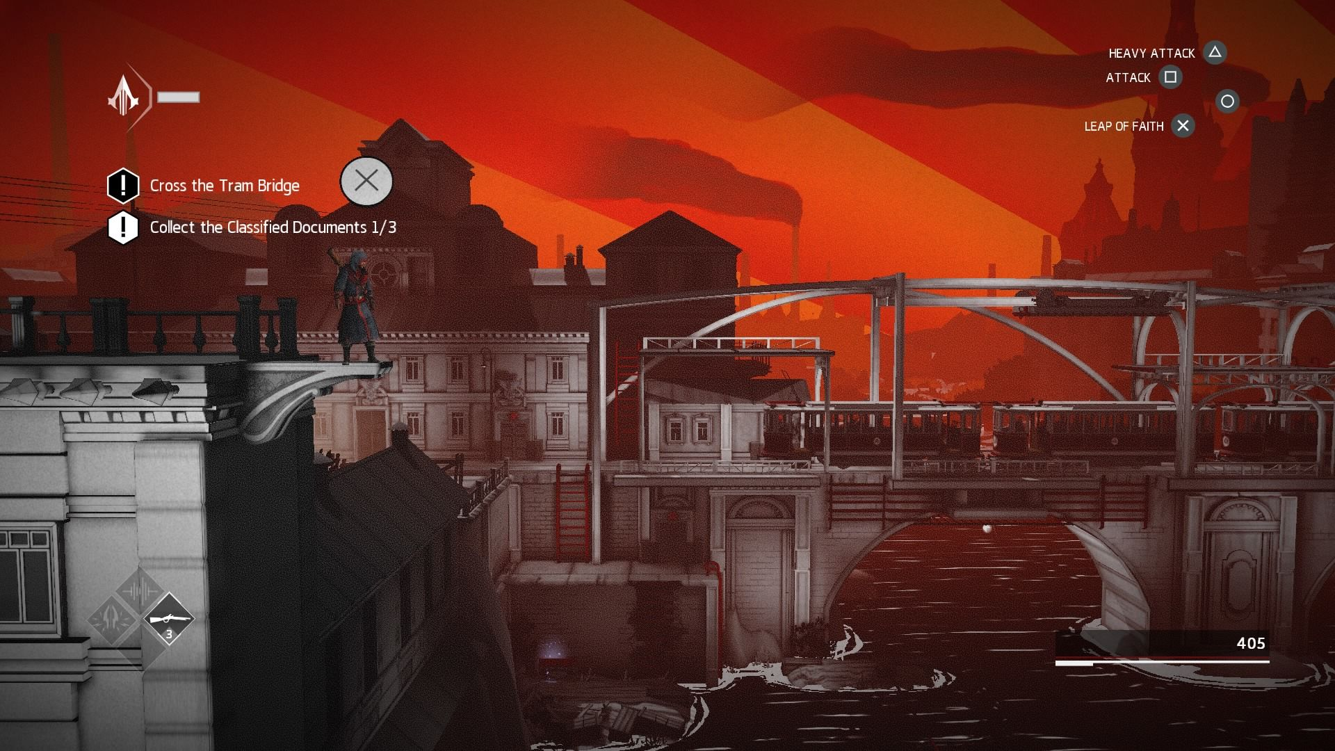 Assassin S Creed Chronicles Russia Screenshots For Playstation 4
