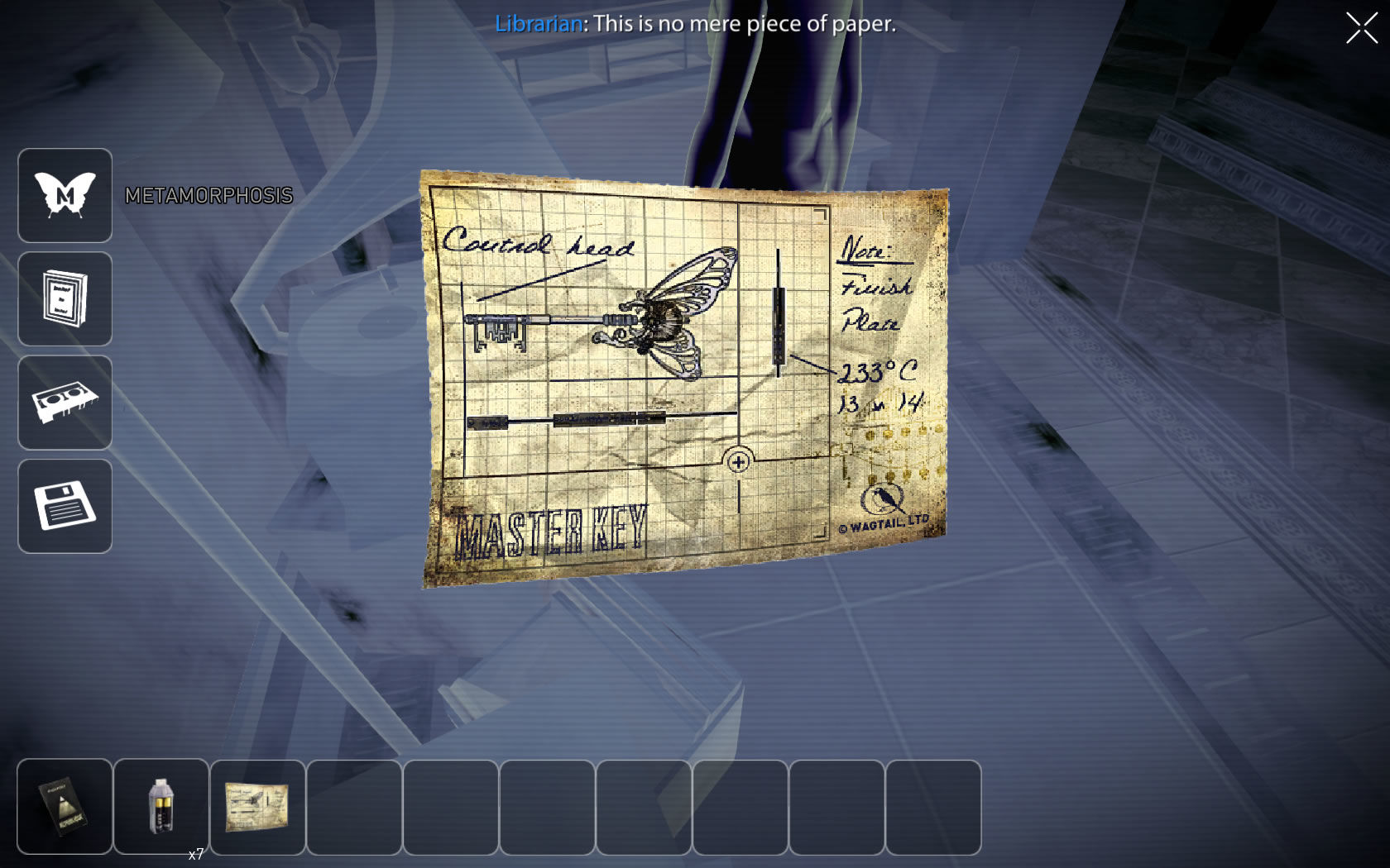 Rpublique screenshots for windows mobygames episode 2 the blueprint of a key malvernweather Choice Image
