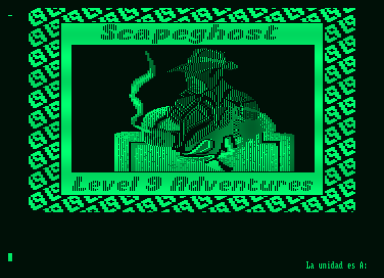 Scapeghost Screenshots for Amstrad PCW - MobyGames