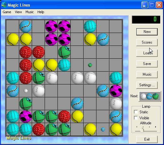 Magic Lines Screenshots for Windows - MobyGames
