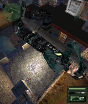 Tom Clancy S Splinter Cell Chaos Theory Screenshots For N