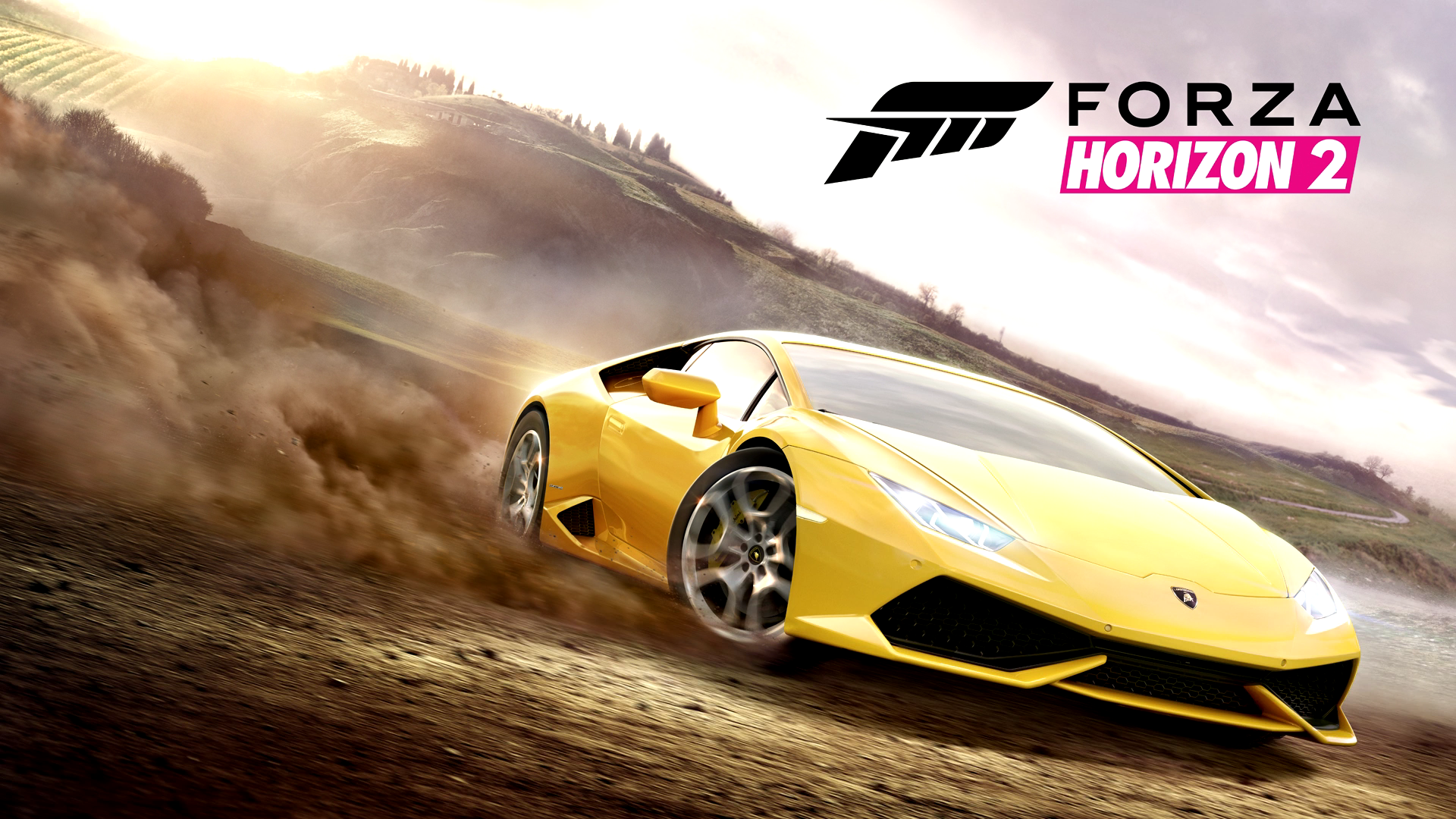 Forza Horizon 2 Xbox One Title screen