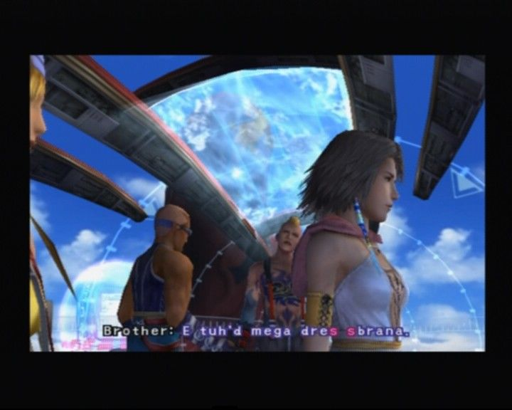 Final Fantasy X-2 PlayStation 2 As in Final Fantasy X, you'll understand more of Al-Bhed language as you find a way to decipher given letters