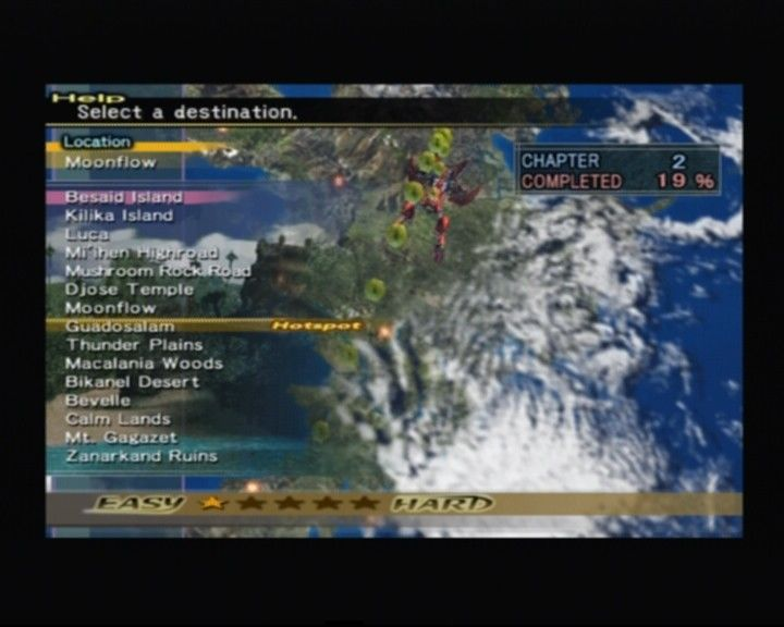 Final Fantasy X World Map.Final Fantasy X 2 Screenshots For Playstation 2 Mobygames