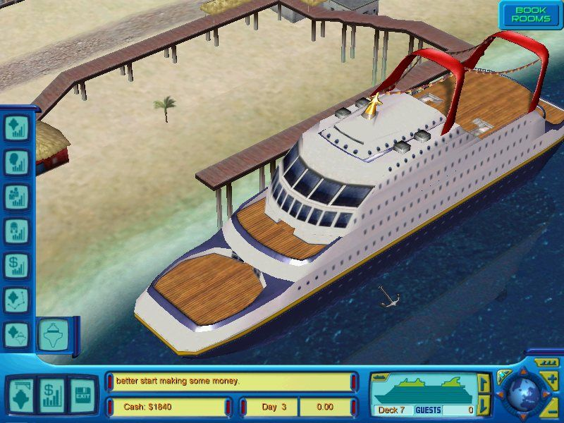Cruise Ship Tycoon Screenshots For Windows MobyGames - Cruise ship tycoon
