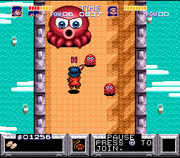 NUESTROS 10 JUEGOS FAVORITOS 85476-the-legend-of-the-mystical-ninja-snes-screenshot-the-octopus